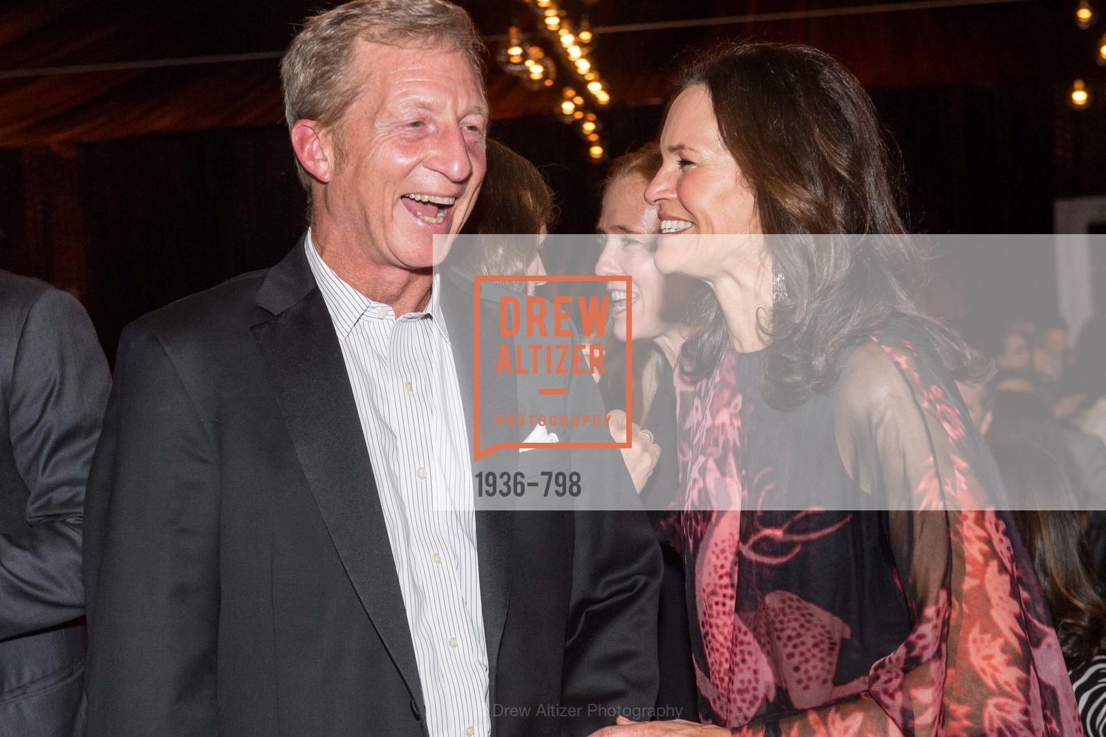 Tom Steyer, Randi Fisher, CALIFORNIA ACADEMY OF SCIENCES - Big Bang Gala 2015, US, April 24th, 2015,Drew Altizer, Drew Altizer Photography, full-service agency, private events, San Francisco photographer, photographer california