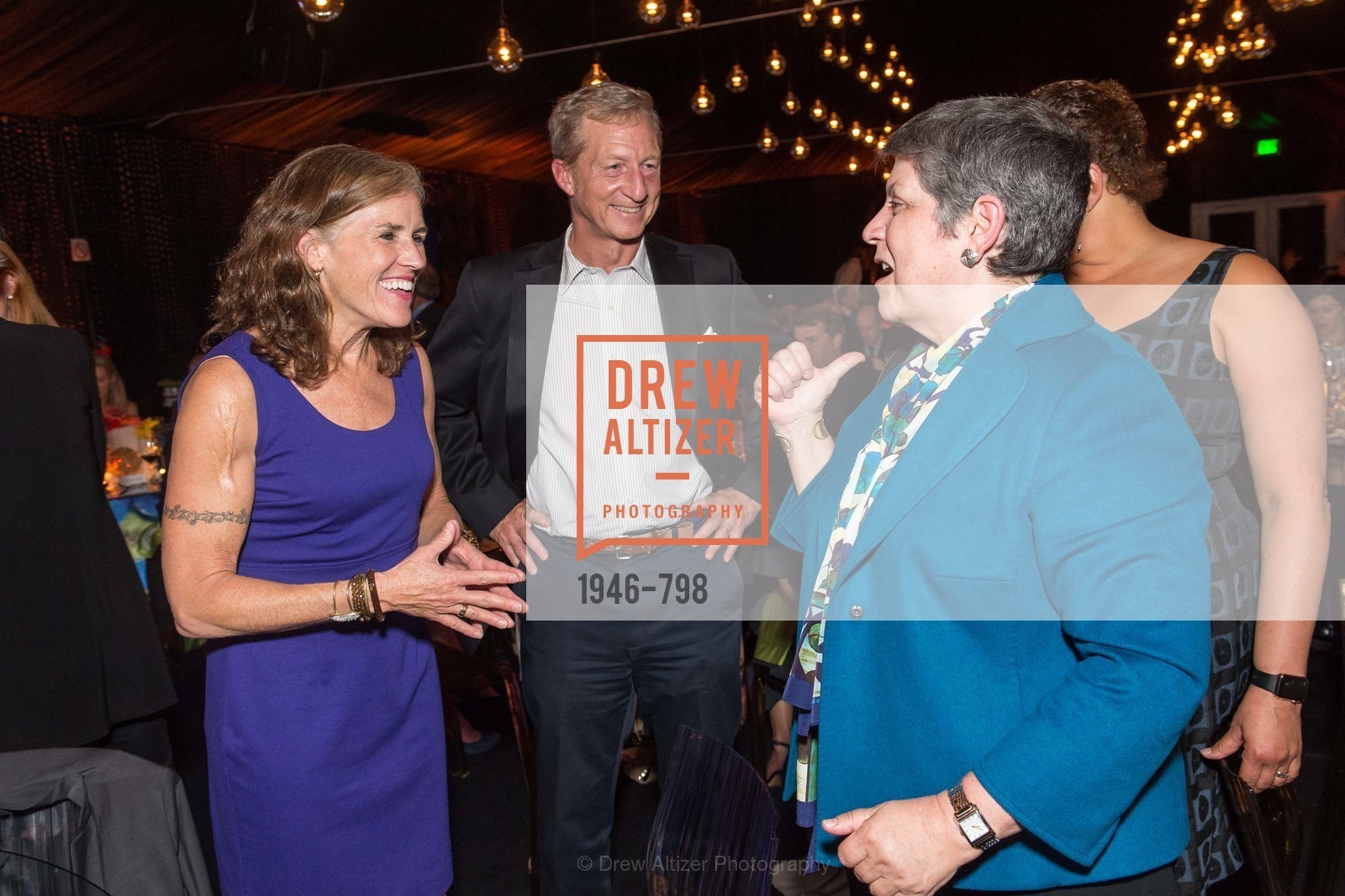 Kat Taylor, Tom Steyer, Janet Napolitano, CALIFORNIA ACADEMY OF SCIENCES - Big Bang Gala 2015, US, April 24th, 2015,Drew Altizer, Drew Altizer Photography, full-service agency, private events, San Francisco photographer, photographer california