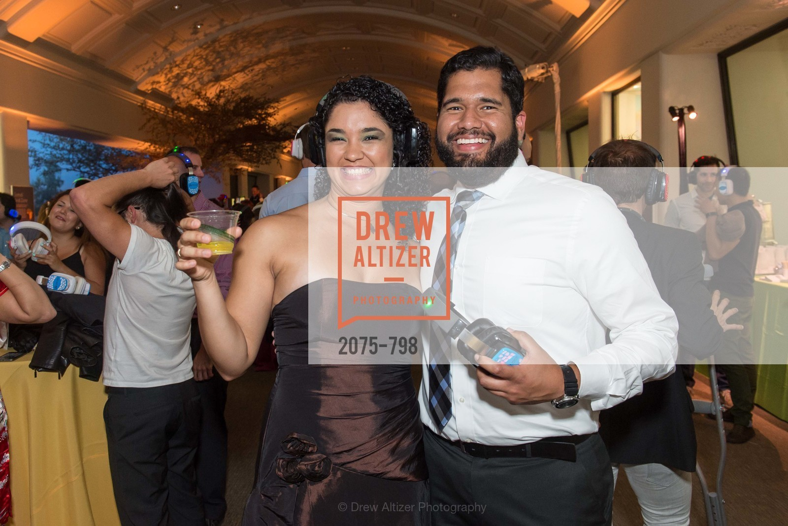 Lina Almeida, Moises Bernal, CALIFORNIA ACADEMY OF SCIENCES - Big Bang Gala 2015, US, April 24th, 2015,Drew Altizer, Drew Altizer Photography, full-service agency, private events, San Francisco photographer, photographer california
