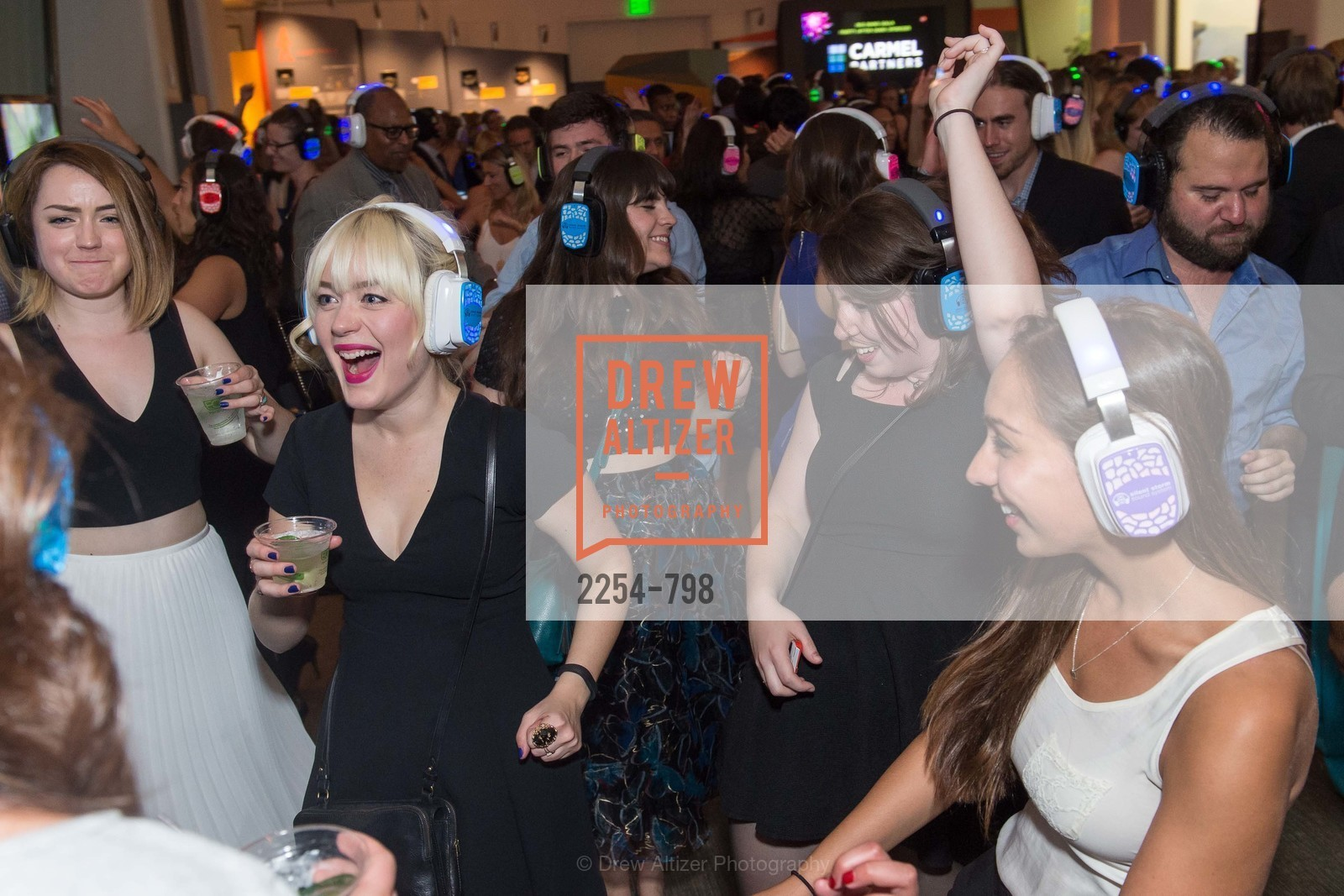 Dance Floor, CALIFORNIA ACADEMY OF SCIENCES - Big Bang Gala 2015, US, April 24th, 2015,Drew Altizer, Drew Altizer Photography, full-service agency, private events, San Francisco photographer, photographer california