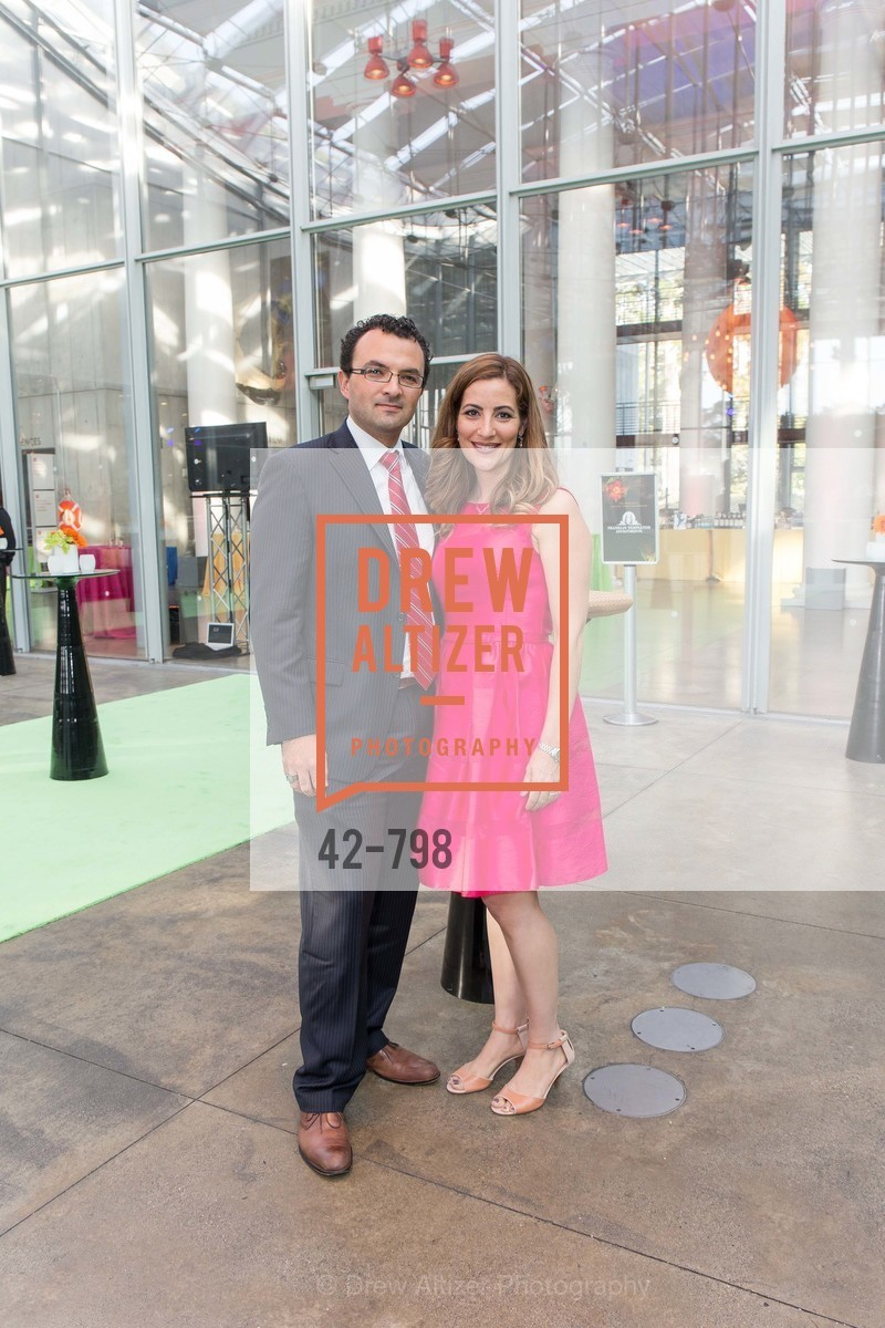 Eric Corona, Daisy Corona, CALIFORNIA ACADEMY OF SCIENCES - Big Bang Gala 2015, US, April 24th, 2015,Drew Altizer, Drew Altizer Photography, full-service agency, private events, San Francisco photographer, photographer california
