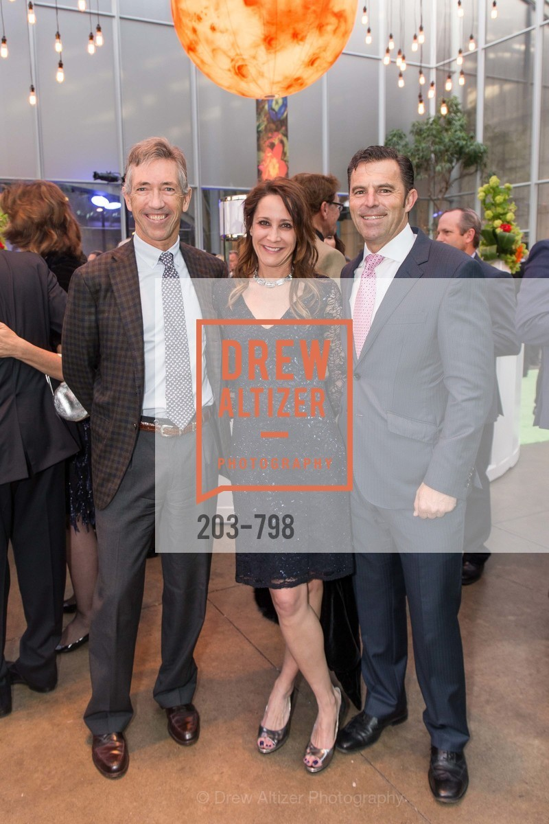 Matt Barger, Aggie Varady, Mark Gibbon, CALIFORNIA ACADEMY OF SCIENCES - Big Bang Gala 2015, US, April 24th, 2015,Drew Altizer, Drew Altizer Photography, full-service agency, private events, San Francisco photographer, photographer california