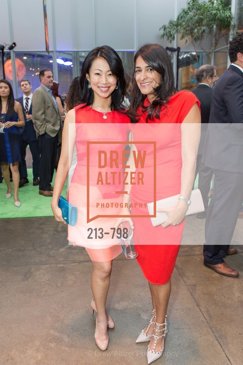 Huifen Chan, Puja Kaul, CALIFORNIA ACADEMY OF SCIENCES - Big Bang Gala 2015, US, April 23rd, 2015,Drew Altizer, Drew Altizer Photography, full-service agency, private events, San Francisco photographer, photographer california