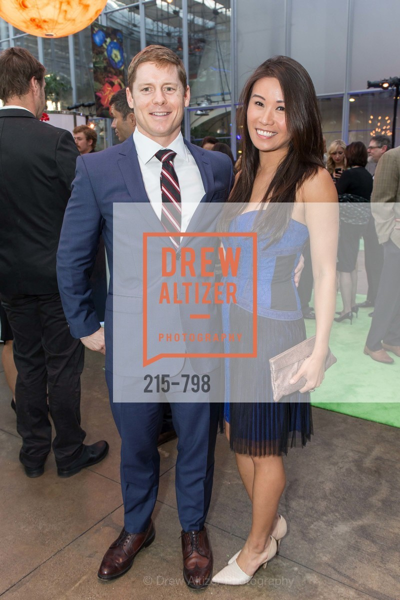 Zach Ferguson, Alice Vhou, CALIFORNIA ACADEMY OF SCIENCES - Big Bang Gala 2015, US, April 23rd, 2015,Drew Altizer, Drew Altizer Photography, full-service agency, private events, San Francisco photographer, photographer california