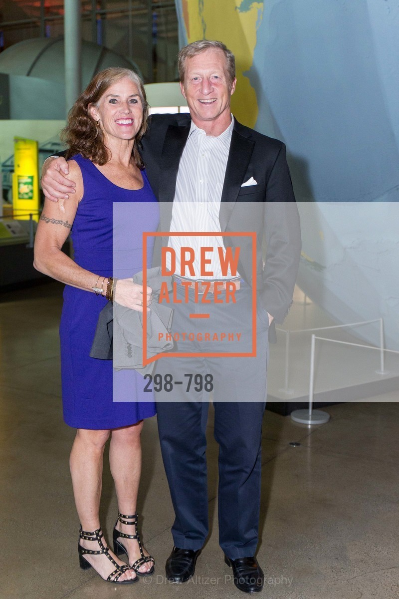 Kat Taylor, Tom Steyer, CALIFORNIA ACADEMY OF SCIENCES - Big Bang Gala 2015, US, April 24th, 2015,Drew Altizer, Drew Altizer Photography, full-service event agency, private events, San Francisco photographer, photographer California