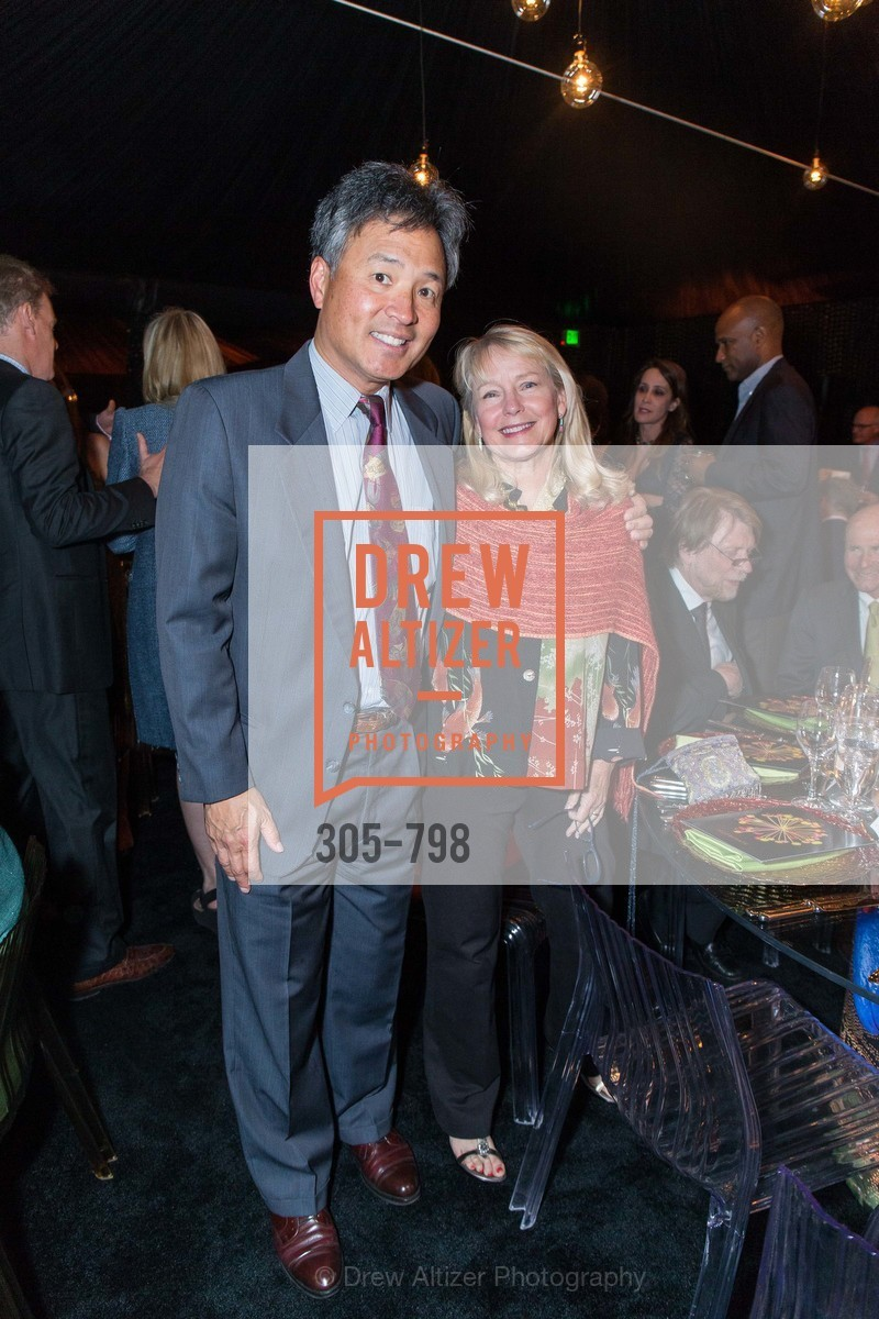 Milton Chen, Ruth Cox, CALIFORNIA ACADEMY OF SCIENCES - Big Bang Gala 2015, US, April 24th, 2015,Drew Altizer, Drew Altizer Photography, full-service agency, private events, San Francisco photographer, photographer california