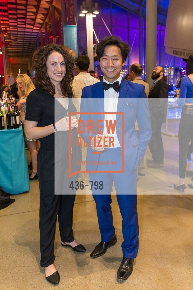 Megan Farrell, Phillip Yang, CALIFORNIA ACADEMY OF SCIENCES - Big Bang Gala 2015, US, April 23rd, 2015,Drew Altizer, Drew Altizer Photography, full-service agency, private events, San Francisco photographer, photographer california