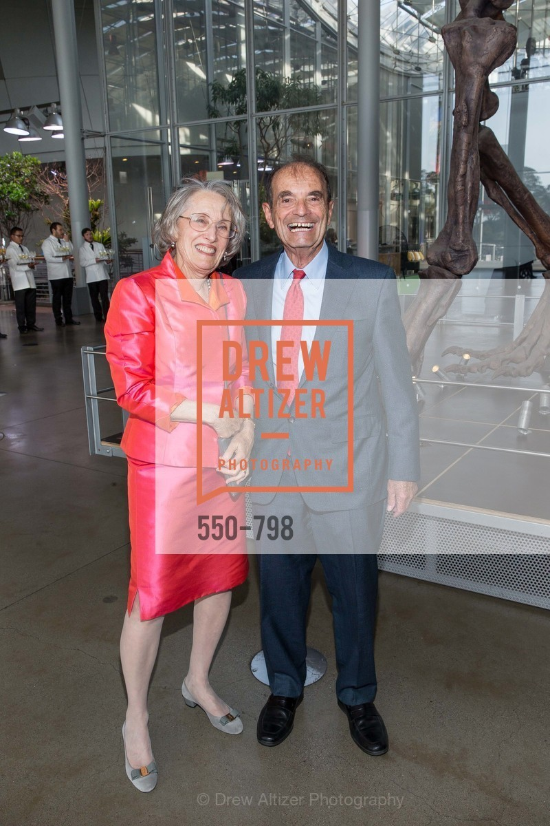 Andrea Stryer, Lubert Stryer, CALIFORNIA ACADEMY OF SCIENCES - Big Bang Gala 2015, US, April 23rd, 2015,Drew Altizer, Drew Altizer Photography, full-service agency, private events, San Francisco photographer, photographer california