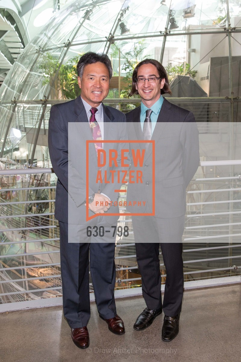 Milton Chen, Gary Sharlow, CALIFORNIA ACADEMY OF SCIENCES - Big Bang Gala 2015, US, April 24th, 2015,Drew Altizer, Drew Altizer Photography, full-service agency, private events, San Francisco photographer, photographer california