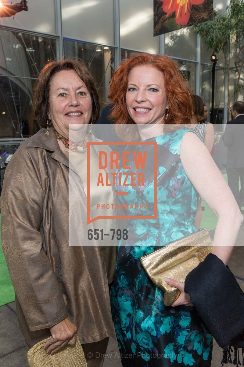 Jane Gruber, Elaine Asher, CALIFORNIA ACADEMY OF SCIENCES - Big Bang Gala 2015, US, April 23rd, 2015,Drew Altizer, Drew Altizer Photography, full-service agency, private events, San Francisco photographer, photographer california