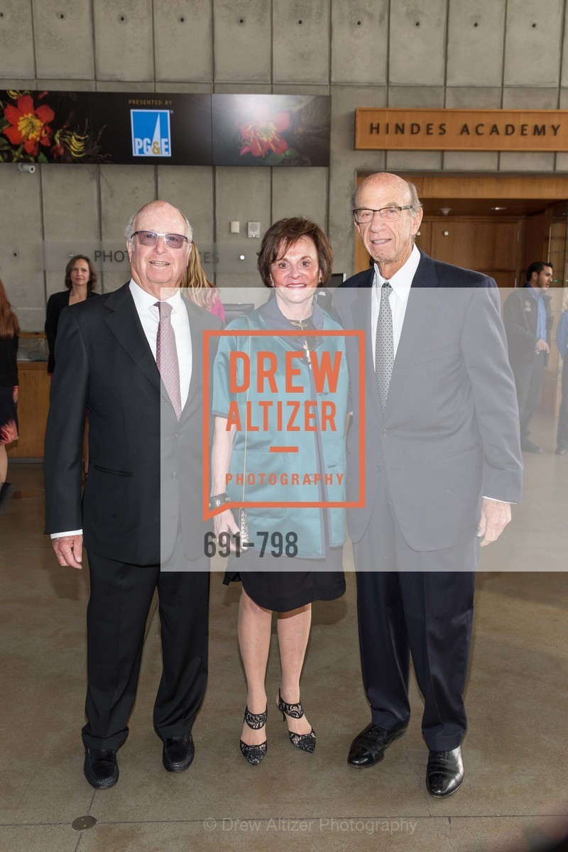 Harold Zlot, Mary Zlot, Bill Fisher, CALIFORNIA ACADEMY OF SCIENCES - Big Bang Gala 2015, US, April 23rd, 2015,Drew Altizer, Drew Altizer Photography, full-service agency, private events, San Francisco photographer, photographer california