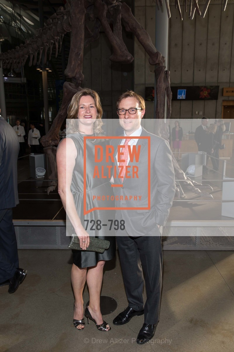 Beth Jenkyn, Oliver Jenkyn, CALIFORNIA ACADEMY OF SCIENCES - Big Bang Gala 2015, US, April 23rd, 2015,Drew Altizer, Drew Altizer Photography, full-service agency, private events, San Francisco photographer, photographer california