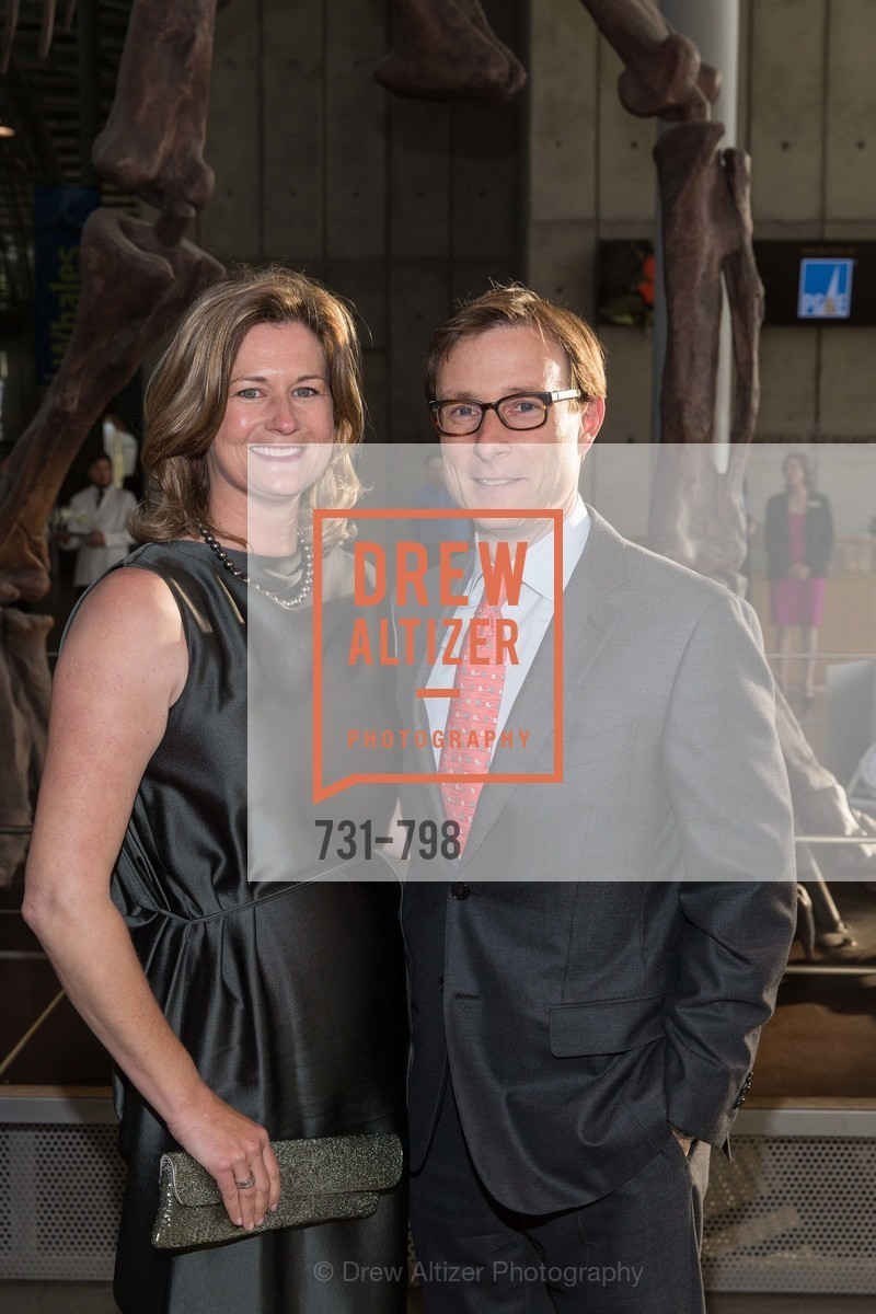 Beth Jenkyn, Oliver Jenkyn, CALIFORNIA ACADEMY OF SCIENCES - Big Bang Gala 2015, US, April 24th, 2015,Drew Altizer, Drew Altizer Photography, full-service agency, private events, San Francisco photographer, photographer california