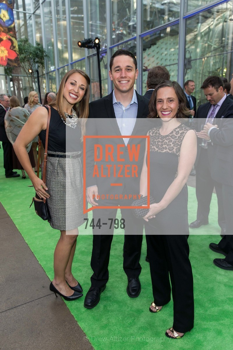Jenny Calvert, Steve Rodriguez, Becca Prowda, CALIFORNIA ACADEMY OF SCIENCES - Big Bang Gala 2015, US, April 23rd, 2015,Drew Altizer, Drew Altizer Photography, full-service agency, private events, San Francisco photographer, photographer california