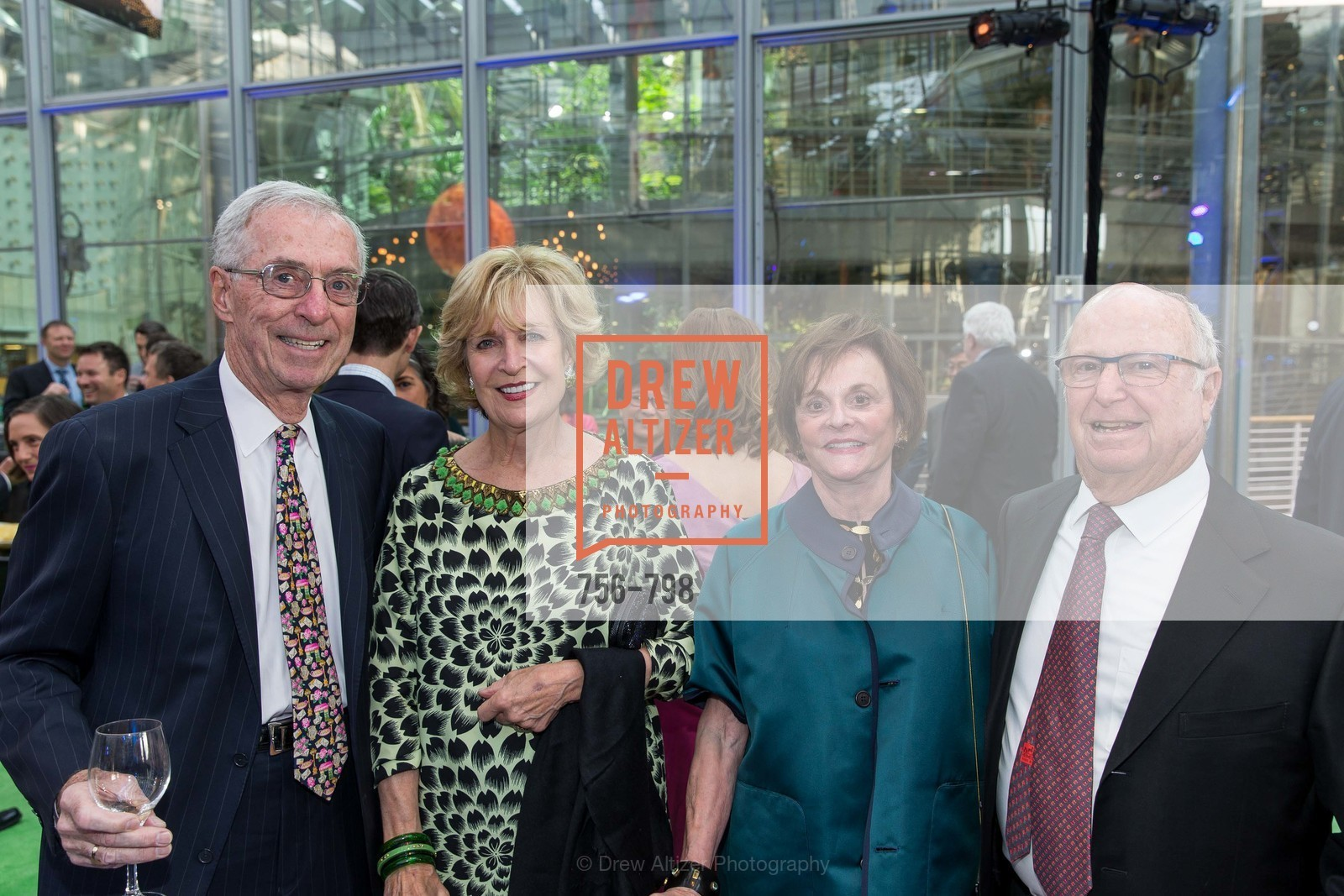 James Buckley, Jan Buckley, Mary Zlot, Harold Zlot, CALIFORNIA ACADEMY OF SCIENCES - Big Bang Gala 2015, US, April 24th, 2015,Drew Altizer, Drew Altizer Photography, full-service agency, private events, San Francisco photographer, photographer california