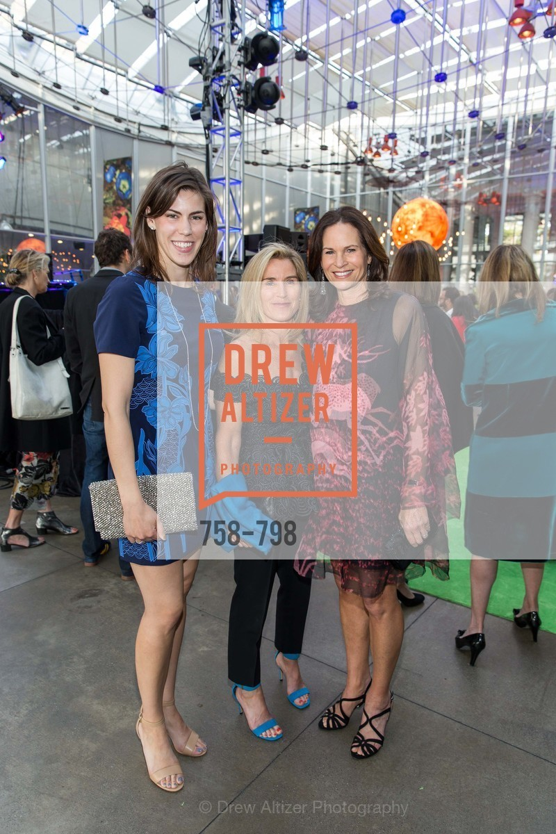 Nicole Schuetz, Summer Tompkins Walker, Randi Fisher, CALIFORNIA ACADEMY OF SCIENCES - Big Bang Gala 2015, US, April 23rd, 2015,Drew Altizer, Drew Altizer Photography, full-service agency, private events, San Francisco photographer, photographer california