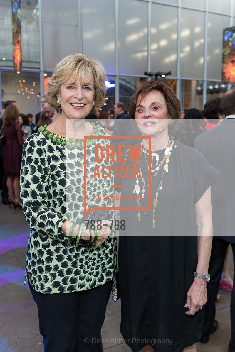 Jan Buckley, Mary Zlot, CALIFORNIA ACADEMY OF SCIENCES - Big Bang Gala 2015, US, April 23rd, 2015,Drew Altizer, Drew Altizer Photography, full-service agency, private events, San Francisco photographer, photographer california
