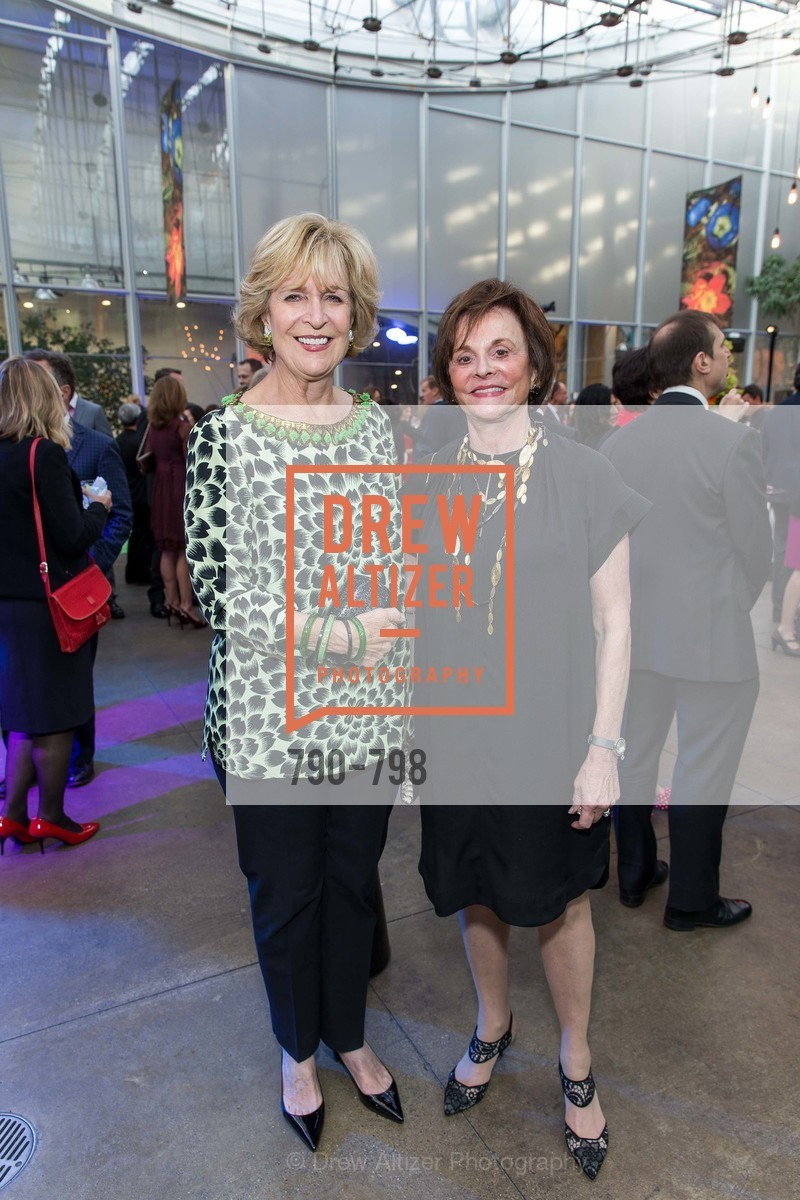 Jan Buckley, Mary Zlot, CALIFORNIA ACADEMY OF SCIENCES - Big Bang Gala 2015, US, April 24th, 2015,Drew Altizer, Drew Altizer Photography, full-service agency, private events, San Francisco photographer, photographer california