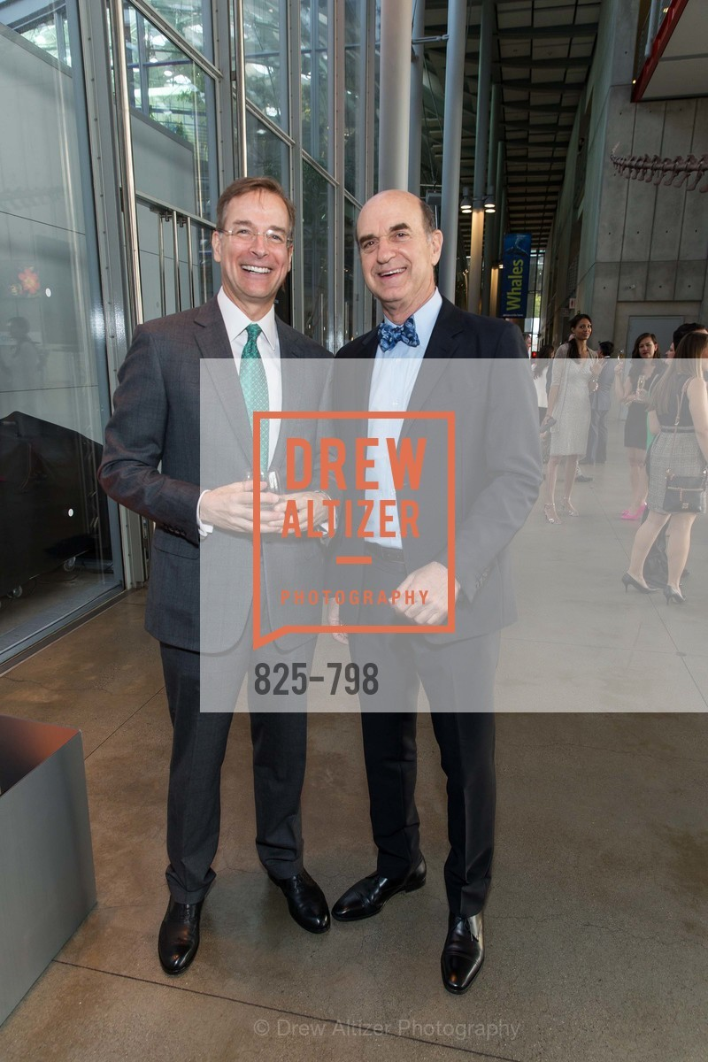 John Atwater, Bob Fisher, CALIFORNIA ACADEMY OF SCIENCES - Big Bang Gala 2015, US, April 24th, 2015,Drew Altizer, Drew Altizer Photography, full-service agency, private events, San Francisco photographer, photographer california