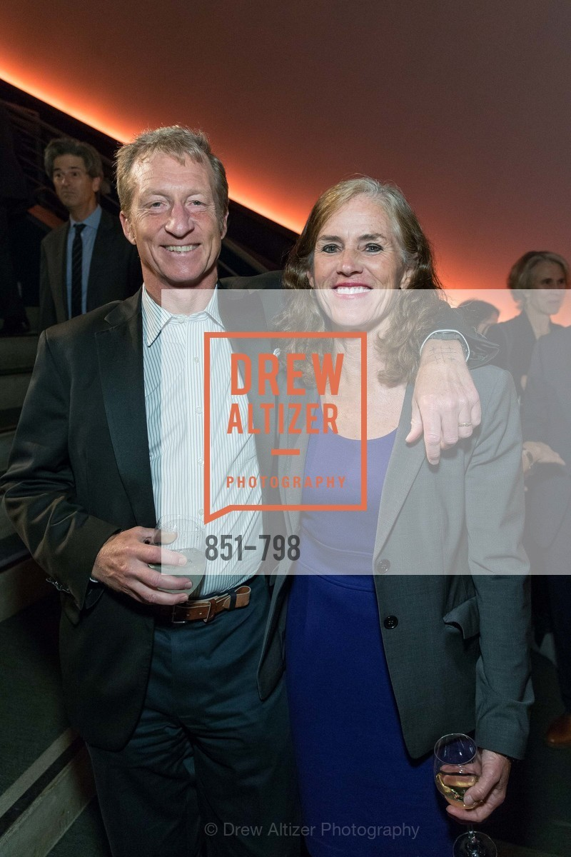 Tom Steyer, Kat Taylor, CALIFORNIA ACADEMY OF SCIENCES - Big Bang Gala 2015, US, April 24th, 2015,Drew Altizer, Drew Altizer Photography, full-service agency, private events, San Francisco photographer, photographer california