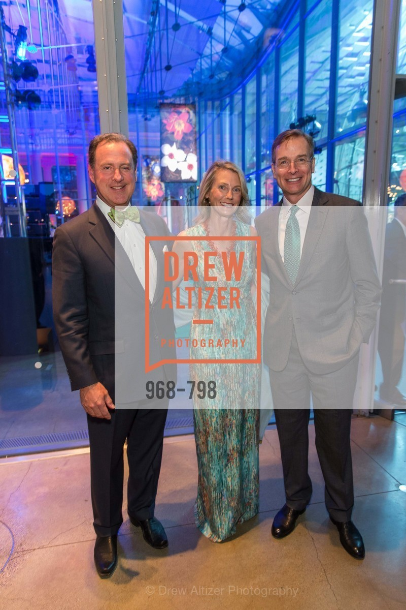 John Christiansen, Jennifer Caldwell, John Atwater, CALIFORNIA ACADEMY OF SCIENCES - Big Bang Gala 2015, US, April 23rd, 2015,Drew Altizer, Drew Altizer Photography, full-service agency, private events, San Francisco photographer, photographer california
