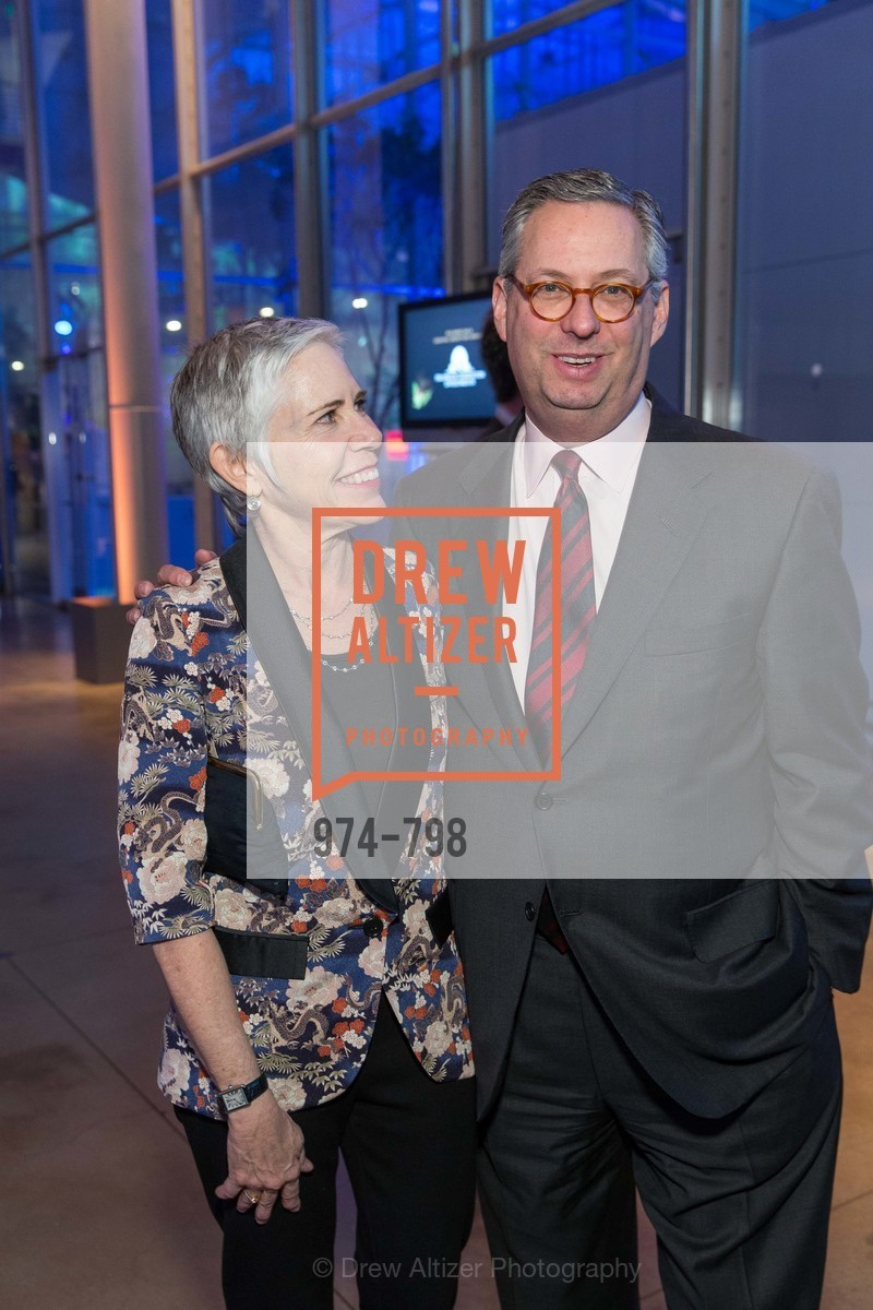 Laura Lazarus, Michael Lazarus, CALIFORNIA ACADEMY OF SCIENCES - Big Bang Gala 2015, US, April 24th, 2015,Drew Altizer, Drew Altizer Photography, full-service agency, private events, San Francisco photographer, photographer california