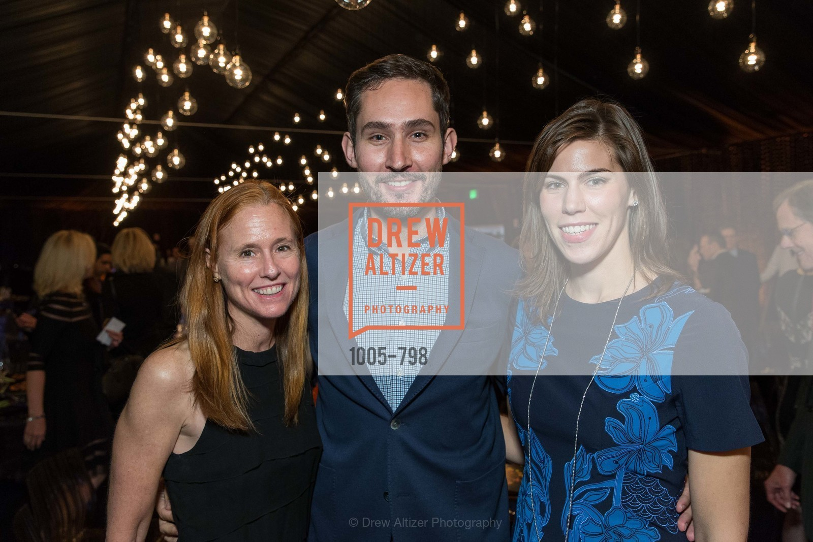 Kyle Redford, Kevin Systrom, Nicole Schuetz, CALIFORNIA ACADEMY OF SCIENCES - Big Bang Gala 2015, US, April 24th, 2015,Drew Altizer, Drew Altizer Photography, full-service agency, private events, San Francisco photographer, photographer california