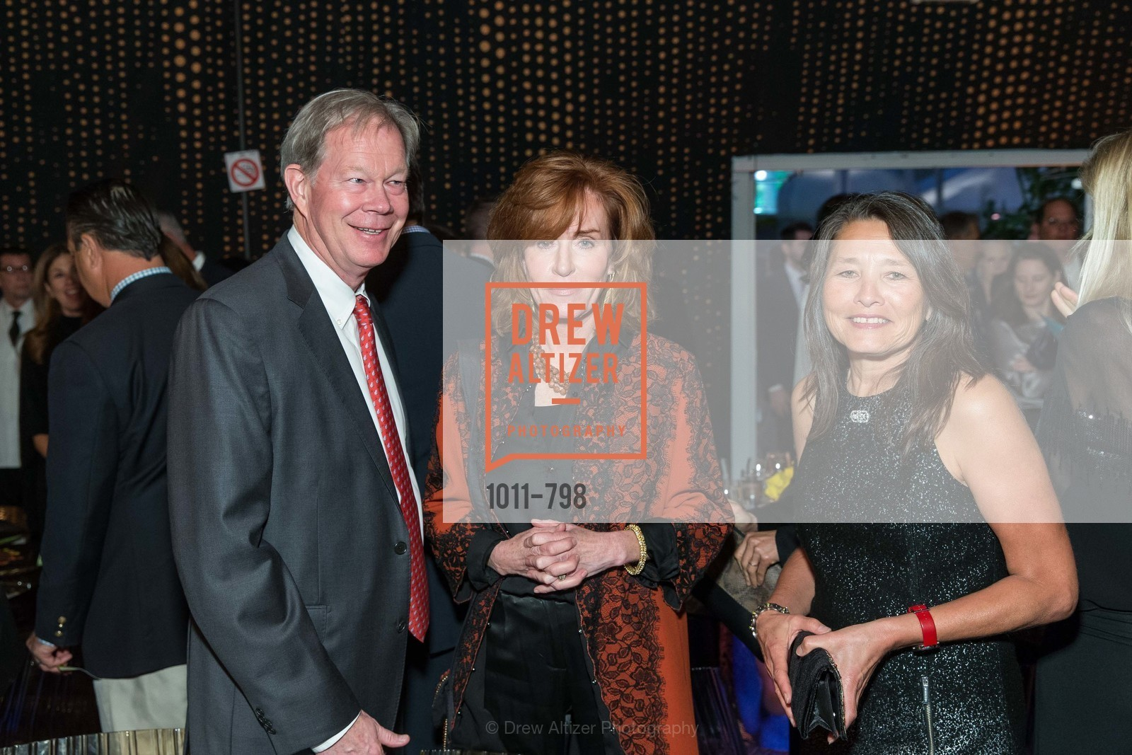 George Jewett, Brenda Jewett, Kathleen Volkmann, CALIFORNIA ACADEMY OF SCIENCES - Big Bang Gala 2015, US, April 24th, 2015,Drew Altizer, Drew Altizer Photography, full-service agency, private events, San Francisco photographer, photographer california
