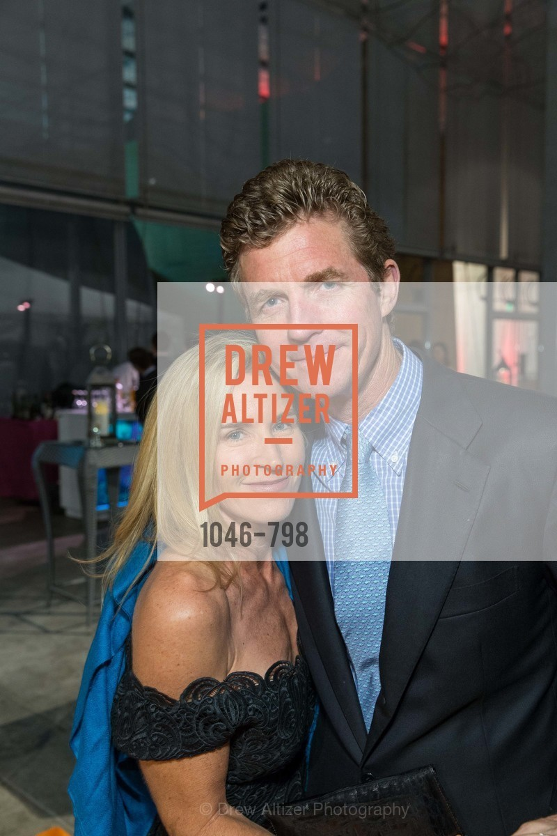 Summer Tompkins Walker, Brooks Walker, CALIFORNIA ACADEMY OF SCIENCES - Big Bang Gala 2015, US, April 23rd, 2015,Drew Altizer, Drew Altizer Photography, full-service agency, private events, San Francisco photographer, photographer california