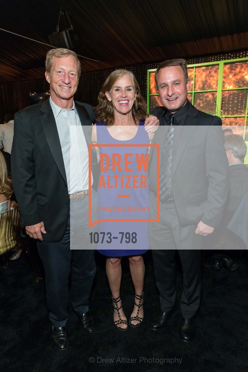Tom Steyer, Kat Taylor, Jon Foley, CALIFORNIA ACADEMY OF SCIENCES - Big Bang Gala 2015, US, April 23rd, 2015,Drew Altizer, Drew Altizer Photography, full-service agency, private events, San Francisco photographer, photographer california
