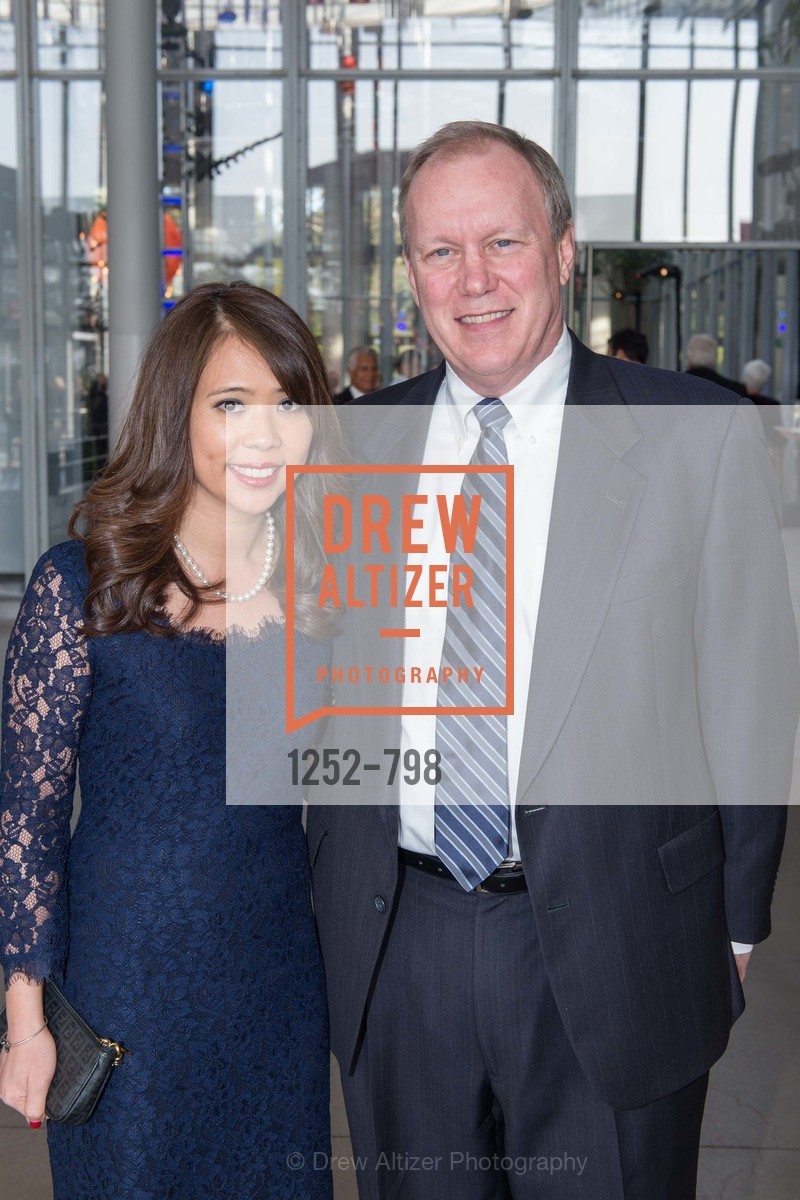 Phoebe Leong, Bill Arndt, CALIFORNIA ACADEMY OF SCIENCES - Big Bang Gala 2015, US, April 23rd, 2015,Drew Altizer, Drew Altizer Photography, full-service agency, private events, San Francisco photographer, photographer california