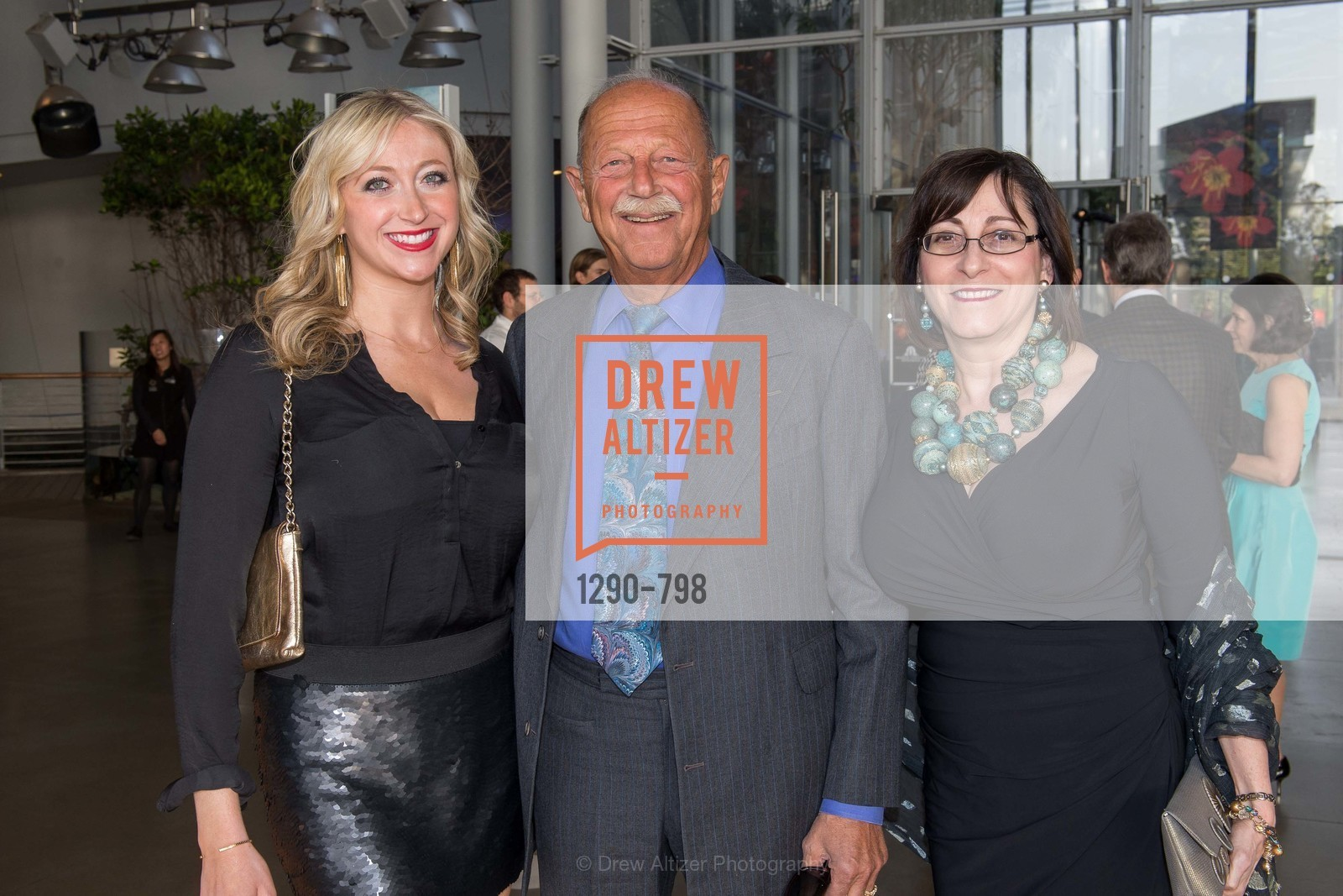 Justine Miller, Donald Miller, Toni Miller, CALIFORNIA ACADEMY OF SCIENCES - Big Bang Gala 2015, US, April 24th, 2015,Drew Altizer, Drew Altizer Photography, full-service agency, private events, San Francisco photographer, photographer california