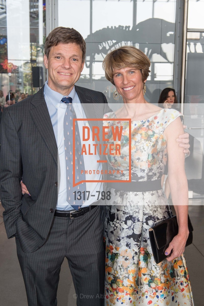 Bill Duhamel, Kate Duhamel, CALIFORNIA ACADEMY OF SCIENCES - Big Bang Gala 2015, US, April 23rd, 2015,Drew Altizer, Drew Altizer Photography, full-service agency, private events, San Francisco photographer, photographer california