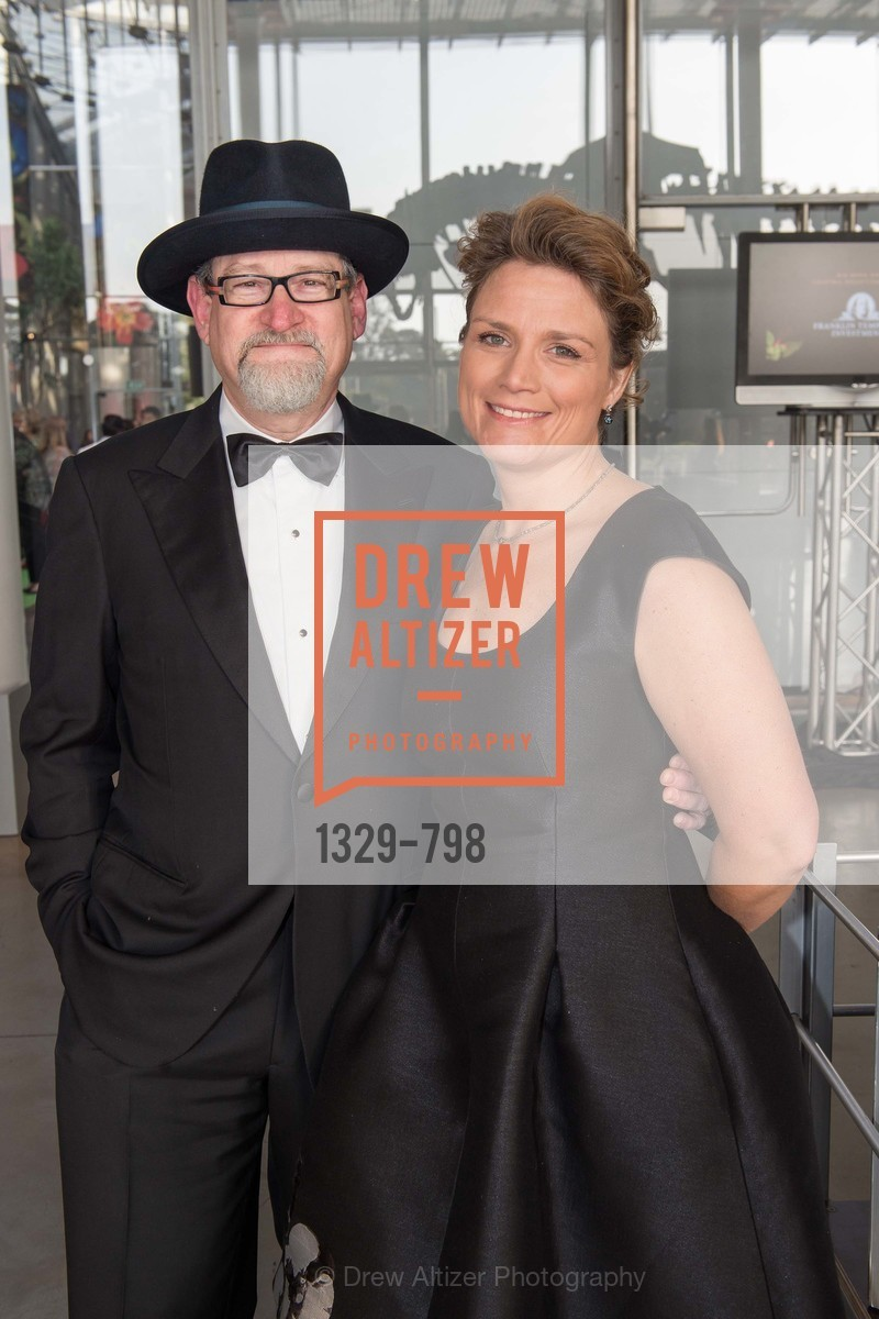 Joe Ratner, Julie Ratner, CALIFORNIA ACADEMY OF SCIENCES - Big Bang Gala 2015, US, April 23rd, 2015,Drew Altizer, Drew Altizer Photography, full-service agency, private events, San Francisco photographer, photographer california