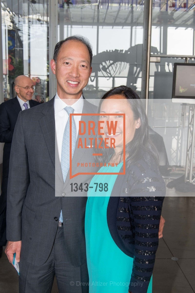 Roger Kuo, Julia Huang, CALIFORNIA ACADEMY OF SCIENCES - Big Bang Gala 2015, US, April 23rd, 2015,Drew Altizer, Drew Altizer Photography, full-service agency, private events, San Francisco photographer, photographer california