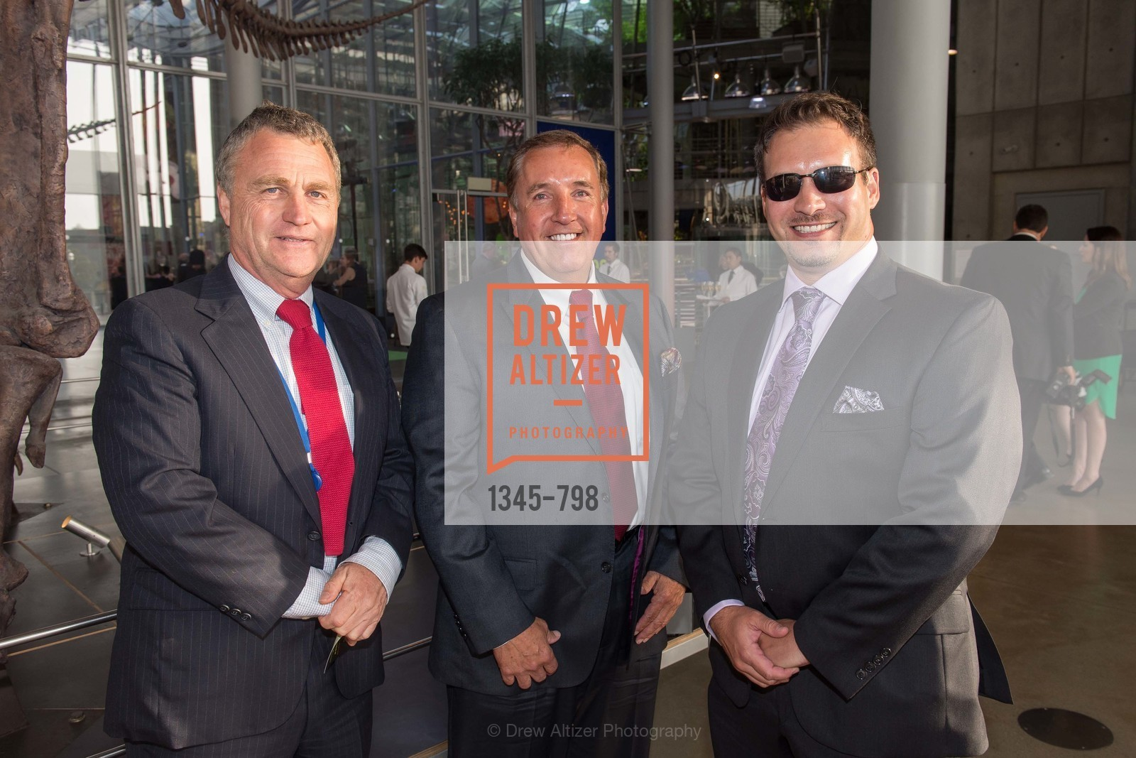 Tom Rak, Homer Vasconez, Christopher Roderick, CALIFORNIA ACADEMY OF SCIENCES - Big Bang Gala 2015, US, April 24th, 2015,Drew Altizer, Drew Altizer Photography, full-service agency, private events, San Francisco photographer, photographer california