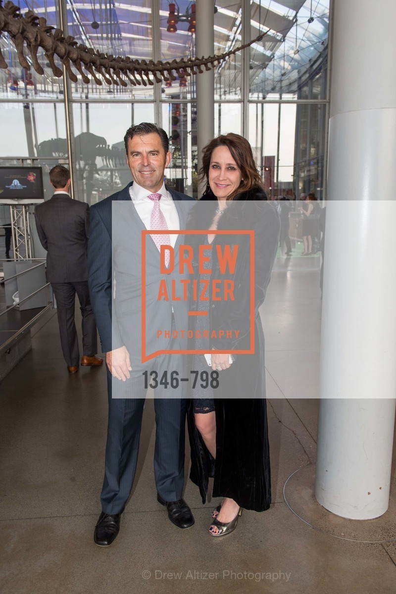 Mark Gibbon, Aggie Varady, CALIFORNIA ACADEMY OF SCIENCES - Big Bang Gala 2015, US, April 23rd, 2015,Drew Altizer, Drew Altizer Photography, full-service agency, private events, San Francisco photographer, photographer california