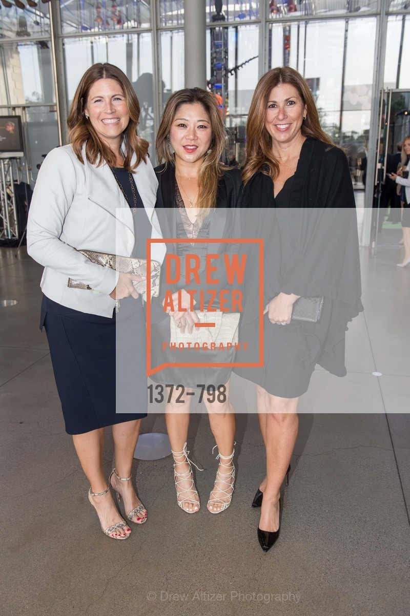 Sarah Doll, Elyn Shin, Paige Catano, CALIFORNIA ACADEMY OF SCIENCES - Big Bang Gala 2015, US, April 23rd, 2015,Drew Altizer, Drew Altizer Photography, full-service agency, private events, San Francisco photographer, photographer california