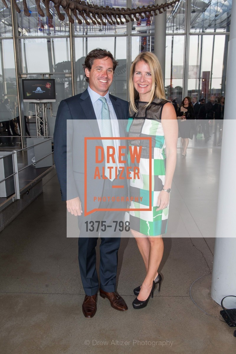 Andrew Schwab, Catarina Schwab, CALIFORNIA ACADEMY OF SCIENCES - Big Bang Gala 2015, US, April 24th, 2015,Drew Altizer, Drew Altizer Photography, full-service agency, private events, San Francisco photographer, photographer california