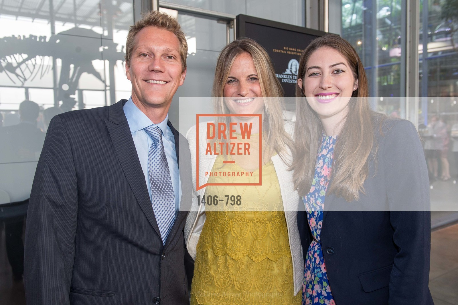Matt Sorgenfrei, Alexis Bechtol, Sara Jones, CALIFORNIA ACADEMY OF SCIENCES - Big Bang Gala 2015, US, April 23rd, 2015,Drew Altizer, Drew Altizer Photography, full-service agency, private events, San Francisco photographer, photographer california