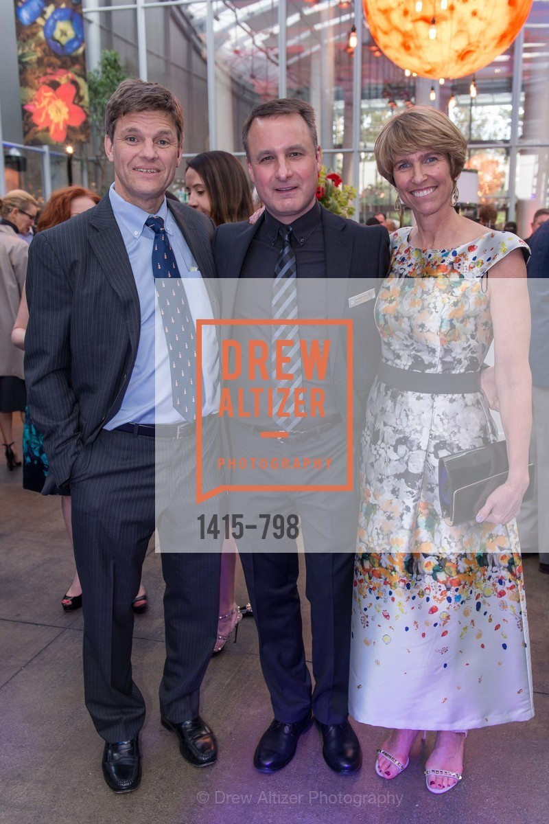 Bill Duhamel, Jon Foley, Kate Duhamel, CALIFORNIA ACADEMY OF SCIENCES - Big Bang Gala 2015, US, April 24th, 2015,Drew Altizer, Drew Altizer Photography, full-service agency, private events, San Francisco photographer, photographer california