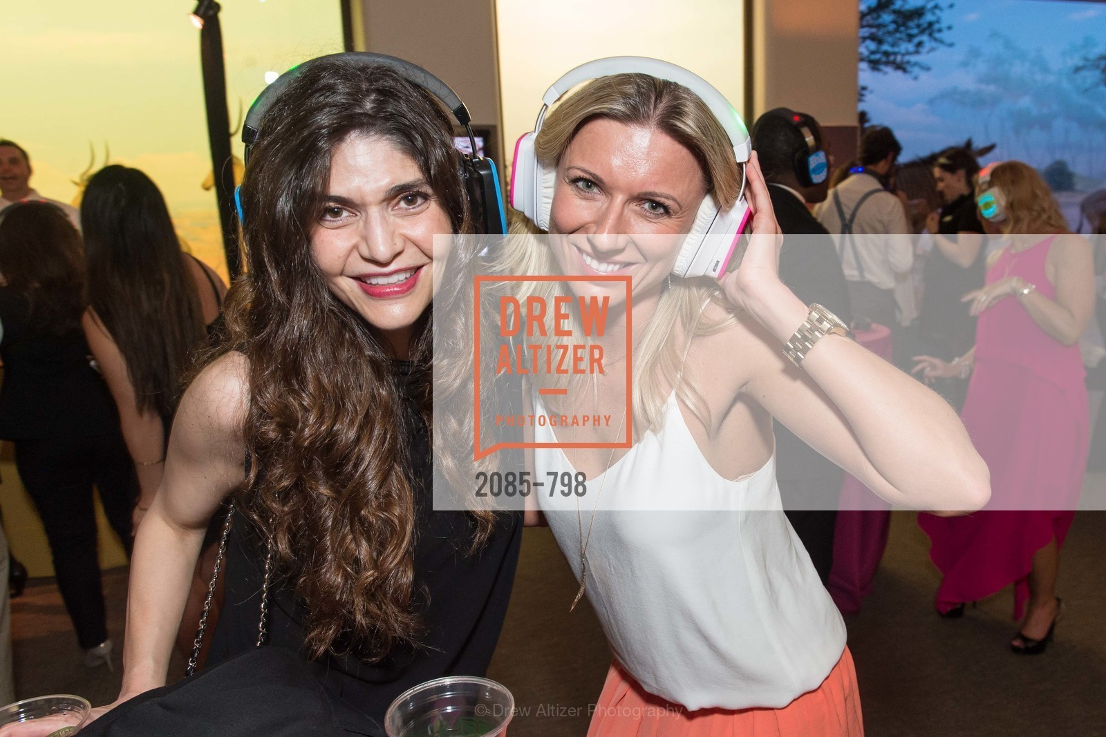 Vishi Azarmsa, Kamila Chalda, CALIFORNIA ACADEMY OF SCIENCES - Big Bang Gala 2015, US, April 23rd, 2015,Drew Altizer, Drew Altizer Photography, full-service agency, private events, San Francisco photographer, photographer california