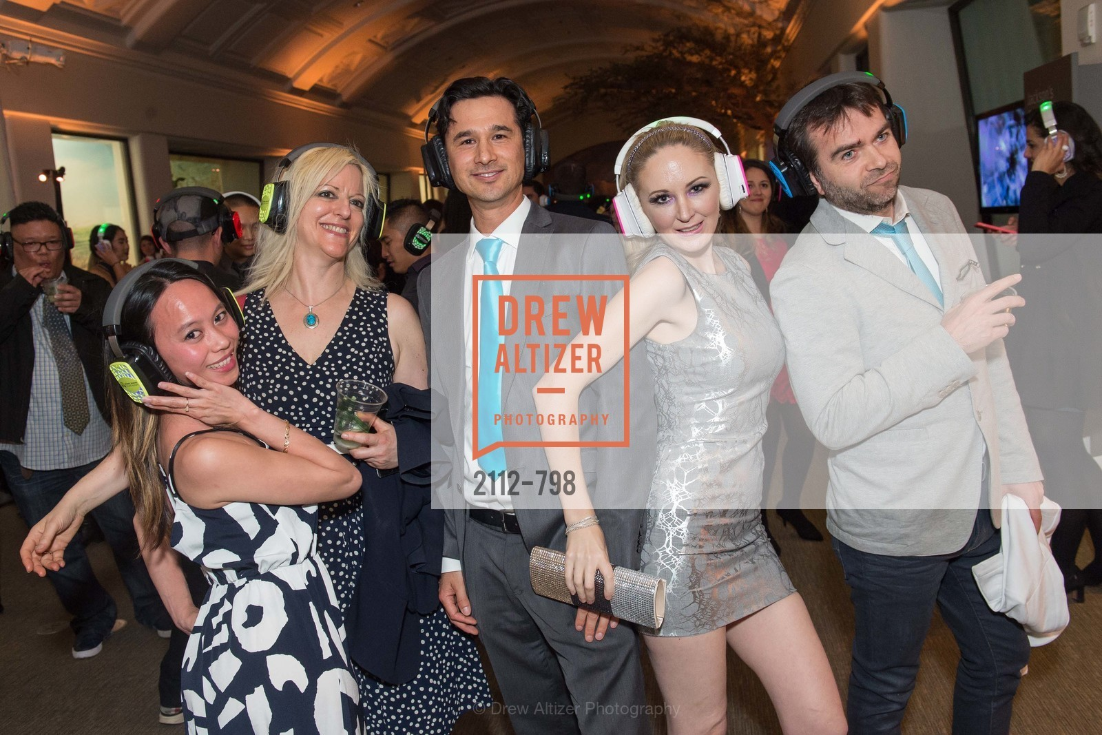 Jeannie Tang, Sterling Nagamura, Shannyn Bessoni, Marcelo Astrolina, CALIFORNIA ACADEMY OF SCIENCES - Big Bang Gala 2015, US, April 24th, 2015,Drew Altizer, Drew Altizer Photography, full-service agency, private events, San Francisco photographer, photographer california