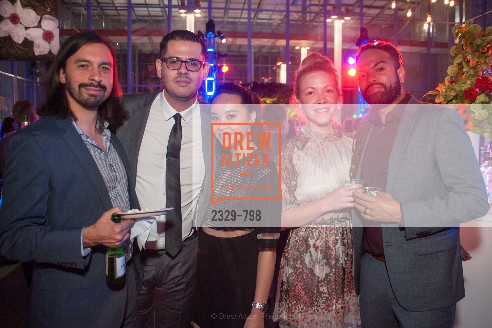 Josh Cono, Bobby Stahl, Rosa Gil, Carrie Perry, Mark Perry, CALIFORNIA ACADEMY OF SCIENCES - Big Bang Gala 2015, US, April 23rd, 2015,Drew Altizer, Drew Altizer Photography, full-service agency, private events, San Francisco photographer, photographer california