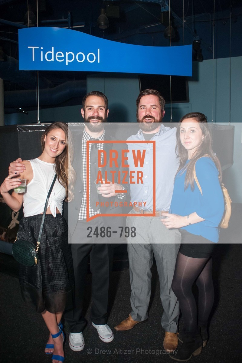 Natalie Rizzo, Adam Martin, Chase Corchran, Elisa Miller, CALIFORNIA ACADEMY OF SCIENCES - Big Bang Gala 2015, US, April 23rd, 2015,Drew Altizer, Drew Altizer Photography, full-service agency, private events, San Francisco photographer, photographer california