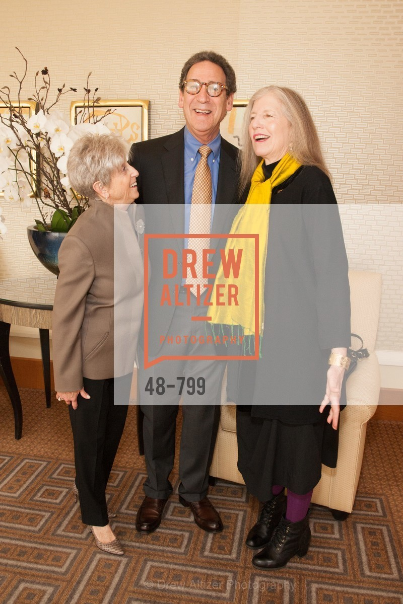 Nancy Livingston, Fred Levin, Leah Garchik, COMPASSION & CHOICES - Empowerment Luncheon, US, April 24th, 2015,Drew Altizer, Drew Altizer Photography, full-service agency, private events, San Francisco photographer, photographer california