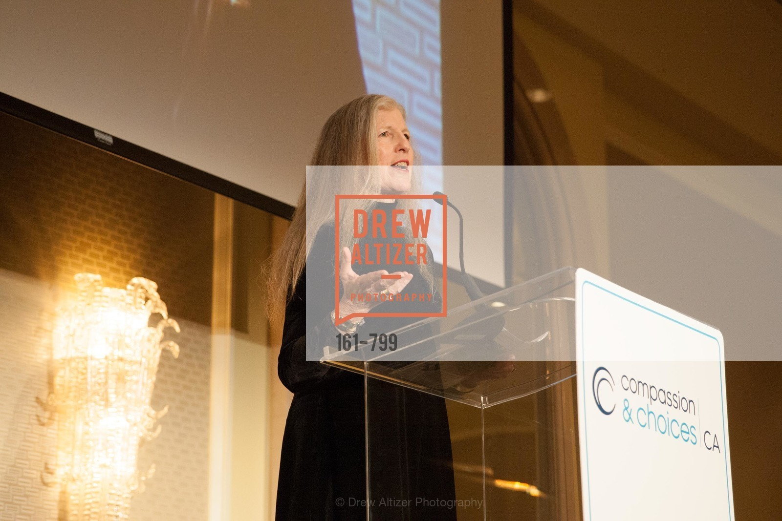 Leah Garchik, COMPASSION & CHOICES - Empowerment Luncheon, US, April 24th, 2015,Drew Altizer, Drew Altizer Photography, full-service agency, private events, San Francisco photographer, photographer california