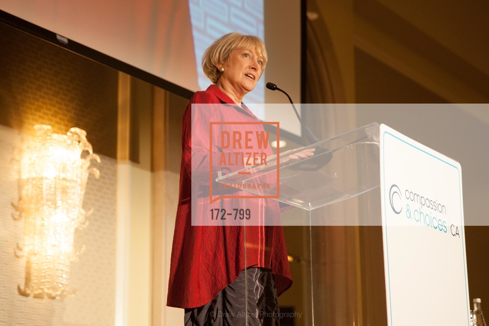 Barbara Coombs Lee, COMPASSION & CHOICES - Empowerment Luncheon, US, April 24th, 2015,Drew Altizer, Drew Altizer Photography, full-service agency, private events, San Francisco photographer, photographer california