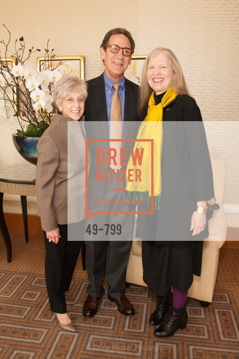 Nancy Livingston, Fred Levin, Leah Garchik, COMPASSION & CHOICES - Empowerment Luncheon, US, April 23rd, 2015,Drew Altizer, Drew Altizer Photography, full-service agency, private events, San Francisco photographer, photographer california