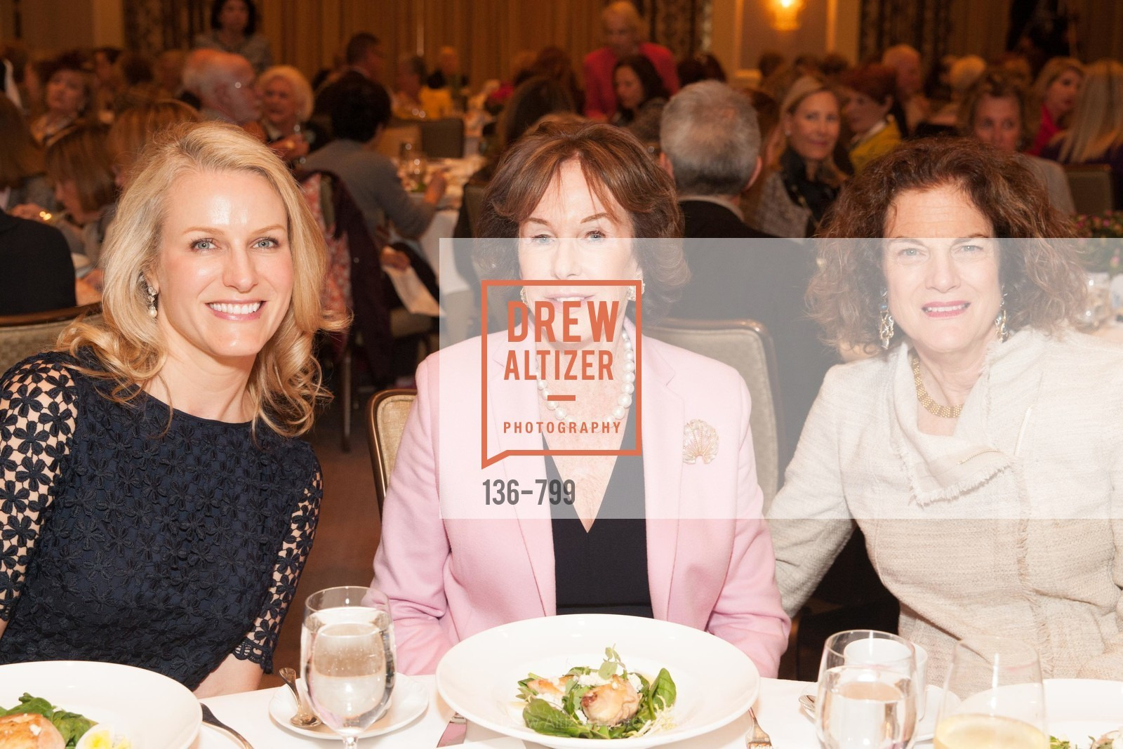 Carlotta Duncan, Jenny Corrigan, Jane Duncan, COMPASSION & CHOICES - Empowerment Luncheon, US, April 24th, 2015,Drew Altizer, Drew Altizer Photography, full-service agency, private events, San Francisco photographer, photographer california